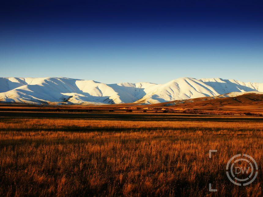 Hawkdun Ranges